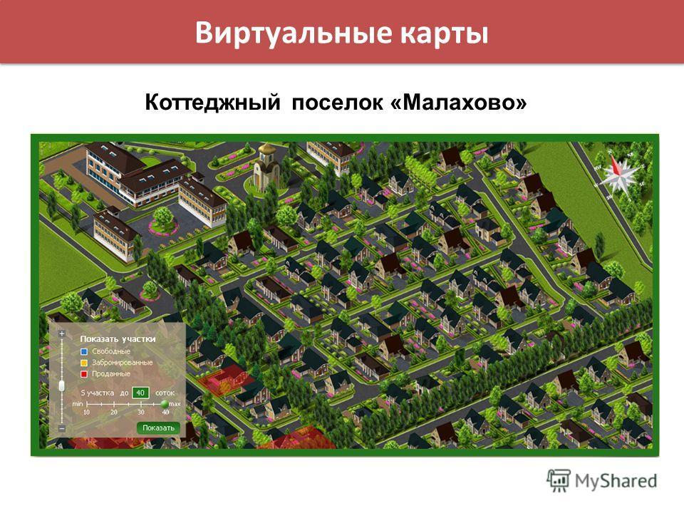 Коттеджный поселок «Малахово»