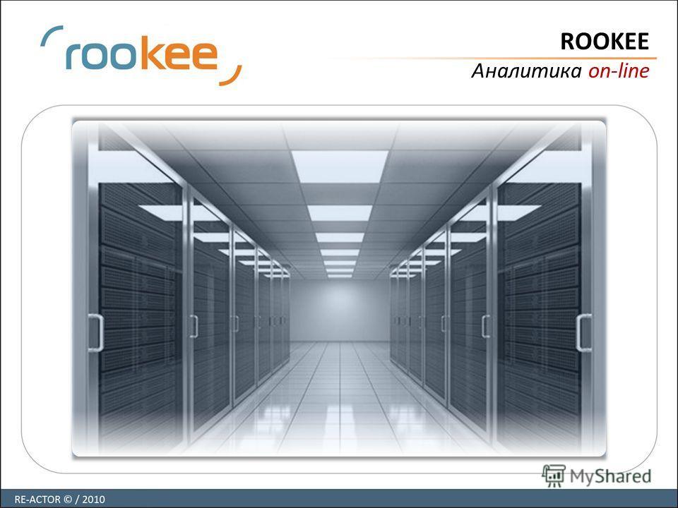 ROOKEE Аналитика on-line