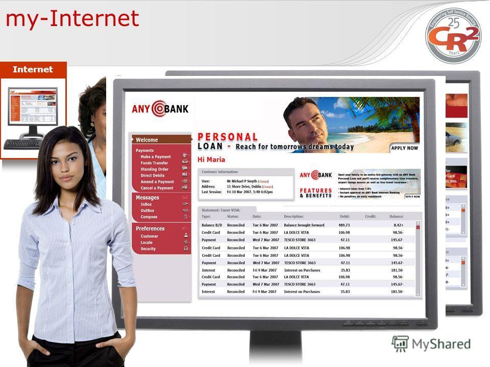 Internet my-Internet
