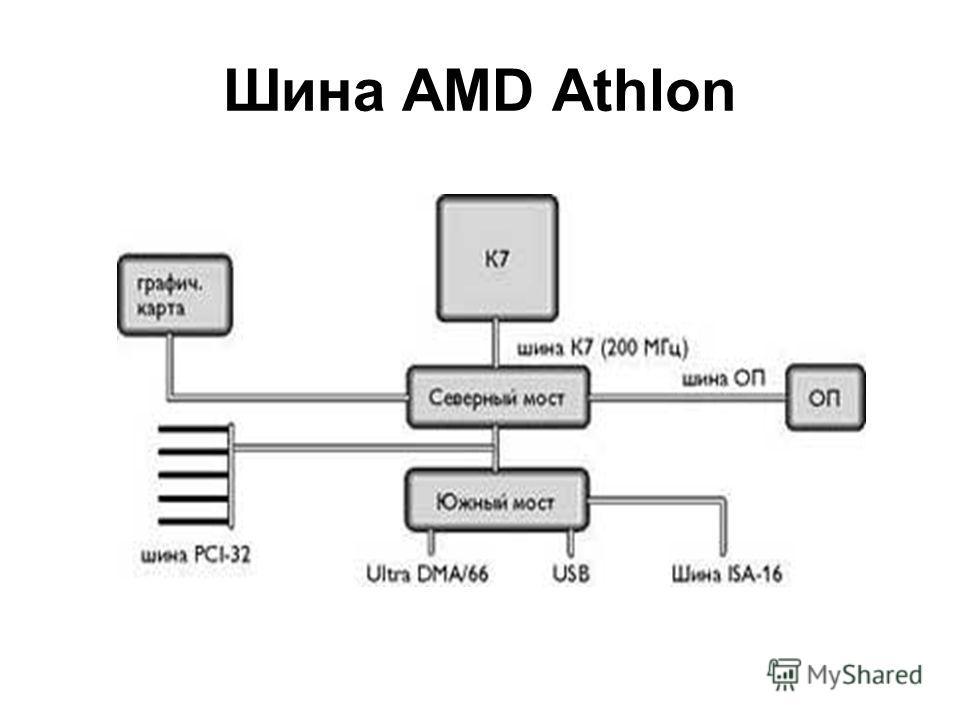 Шина AMD Athlon