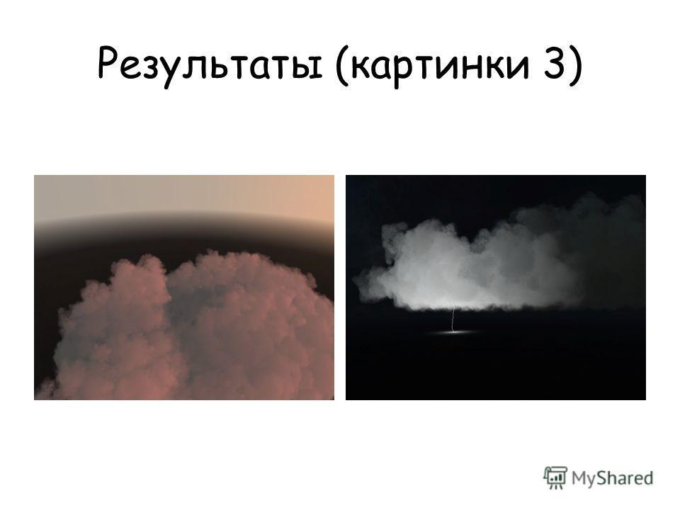 Результаты (картинки 3)
