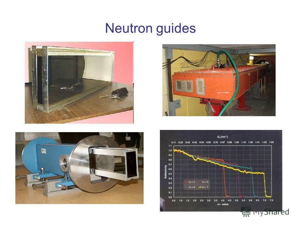 Neutron guides