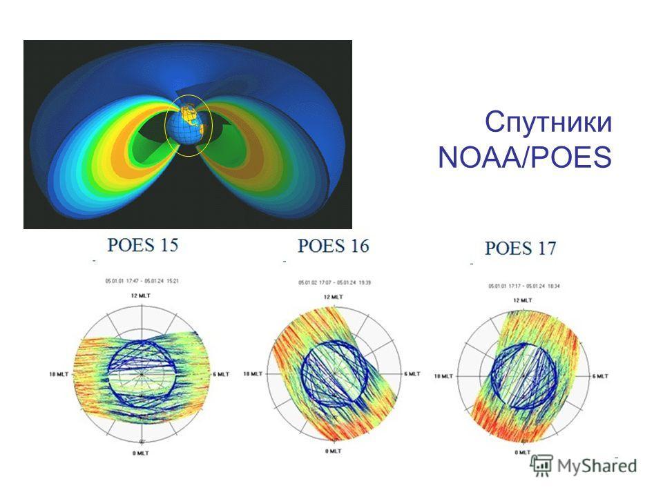 ИКИ - 2011 Спутники NOAA/POES