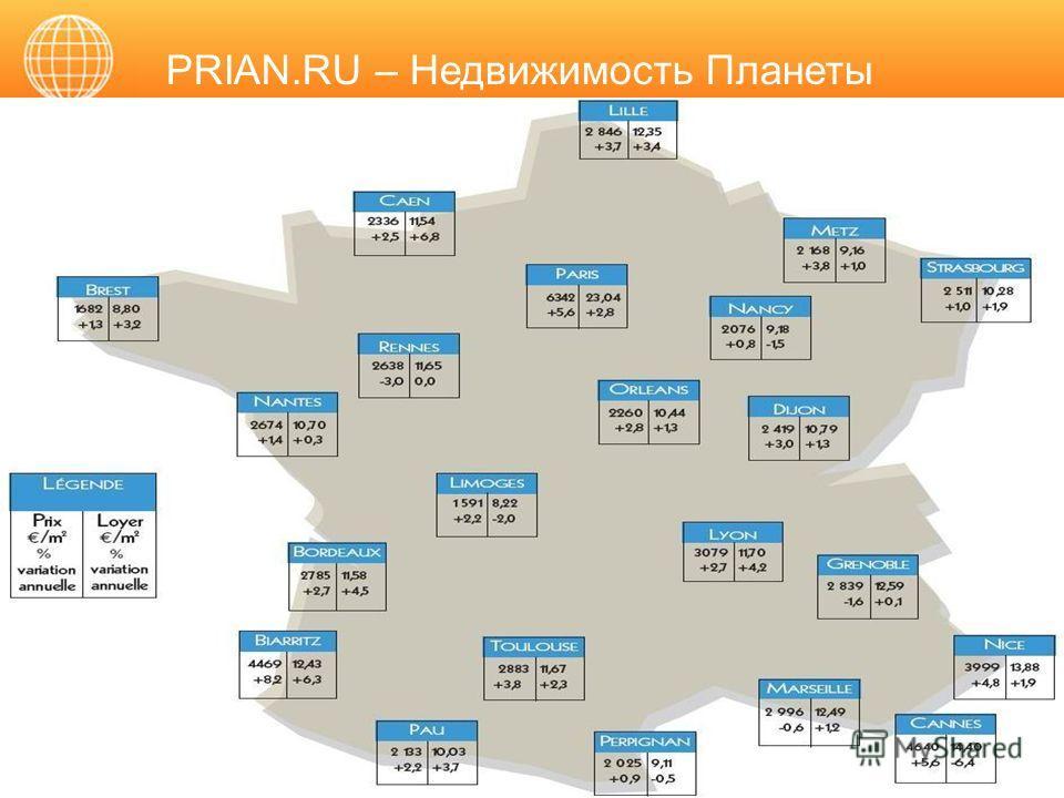 www.prian.ru www.prian.eu PRIAN.RU – Недвижимость Планеты