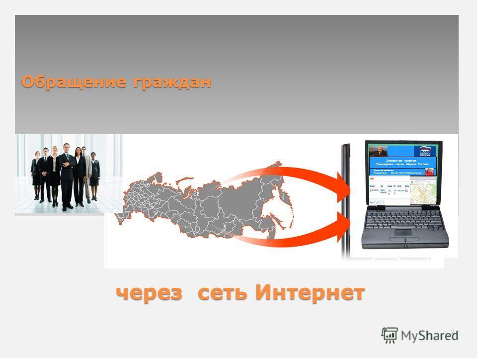 Информационно-аналитическая система приема и обработки обращений граждан. Информационно-аналитическая система приема и обработки обращений граждан. 1