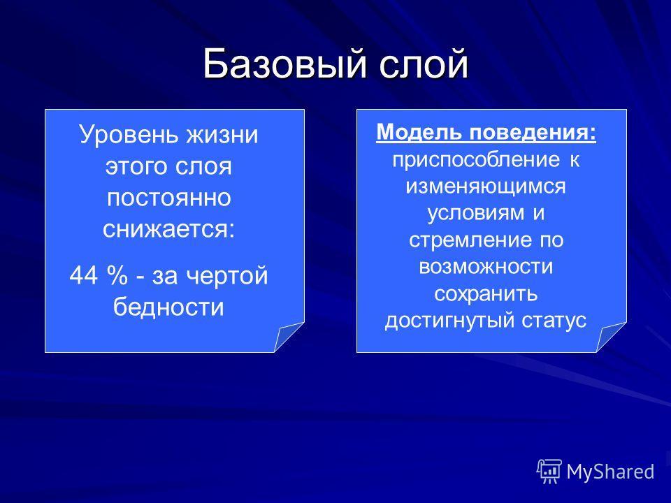 в чем выражаются особенности стратификации россии: