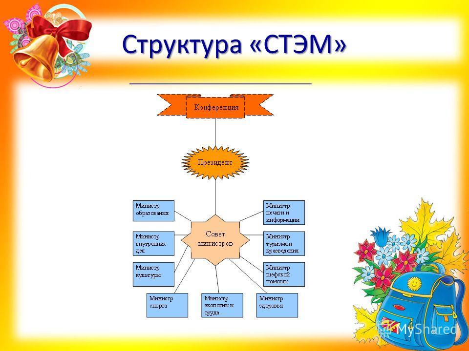 Структура «СТЭМ»