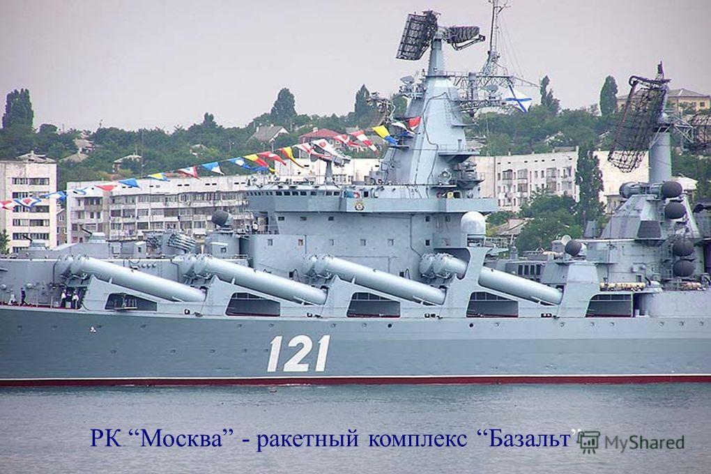 РК Москва - ракетный комплекс Базальт