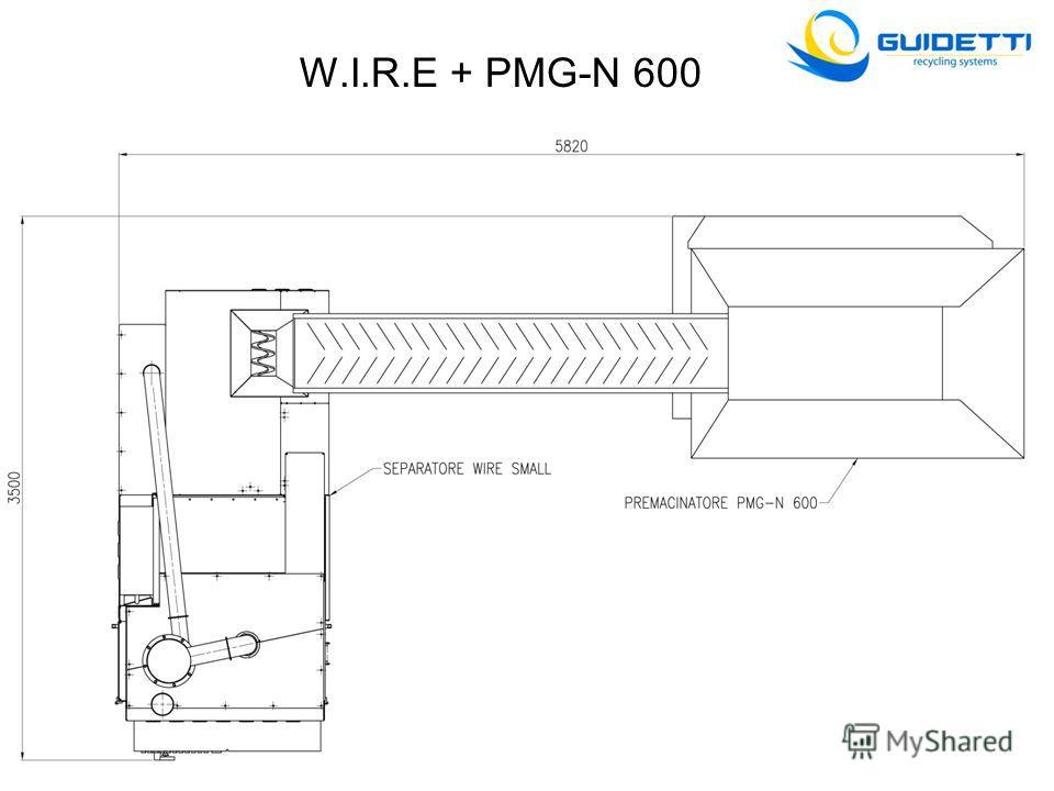 W.I.R.E + PMG-N 600