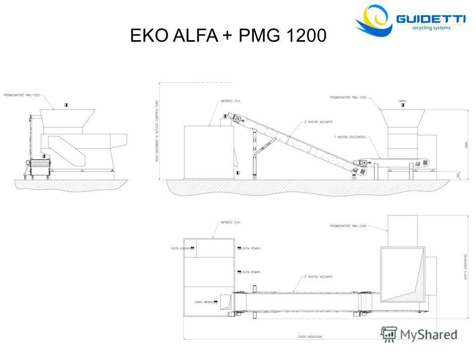 EKO ALFA + PMG 1200