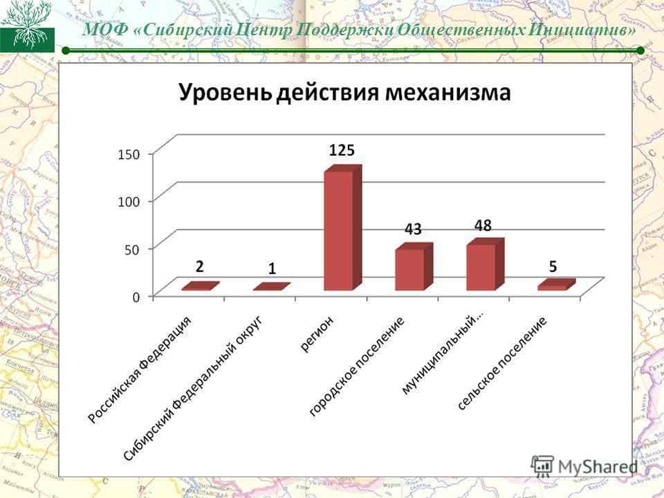 МОФ «Сибирский Центр Поддержки Общественных Инициатив»