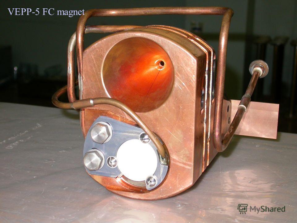 VEPP-5 FC magnet