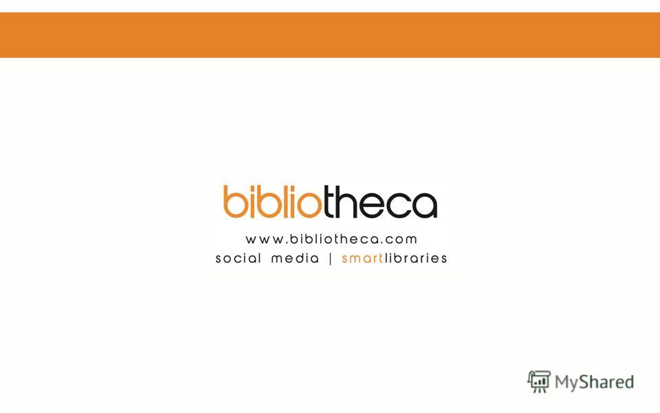 23 www.bibliotheca.com