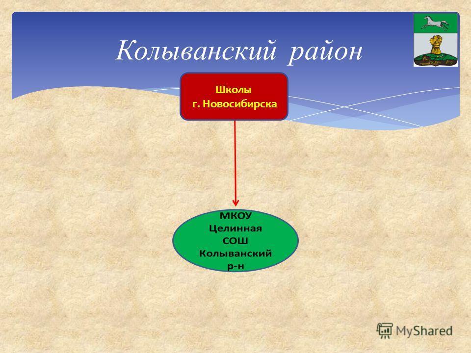 Колыванский район Школы г. Новосибирска