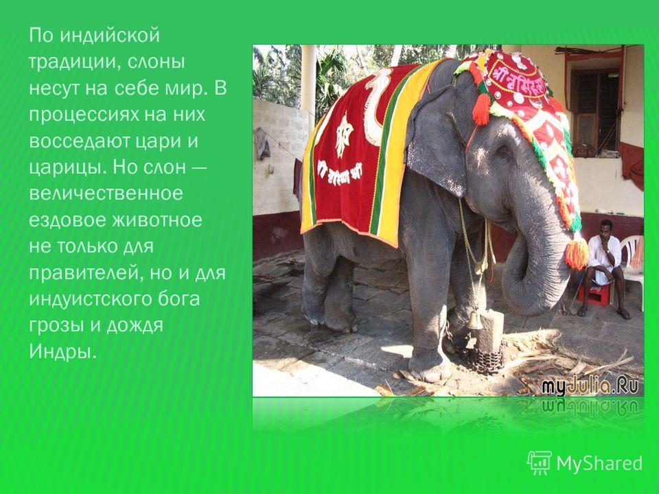В древних войнах в Азии слоны были главной боевой силой армии. Например, армия Македонского не выдержала натиска огромных боевых слонов и бежала. Впоследствии, конечно, были учтены слабые стороны слонов, но долгое время различные армии боялись именно