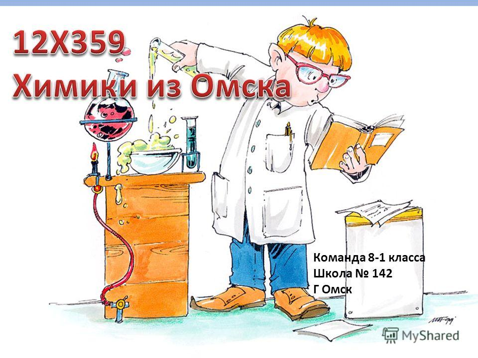 Команда 8-1 класса Школа 142 Г Омск