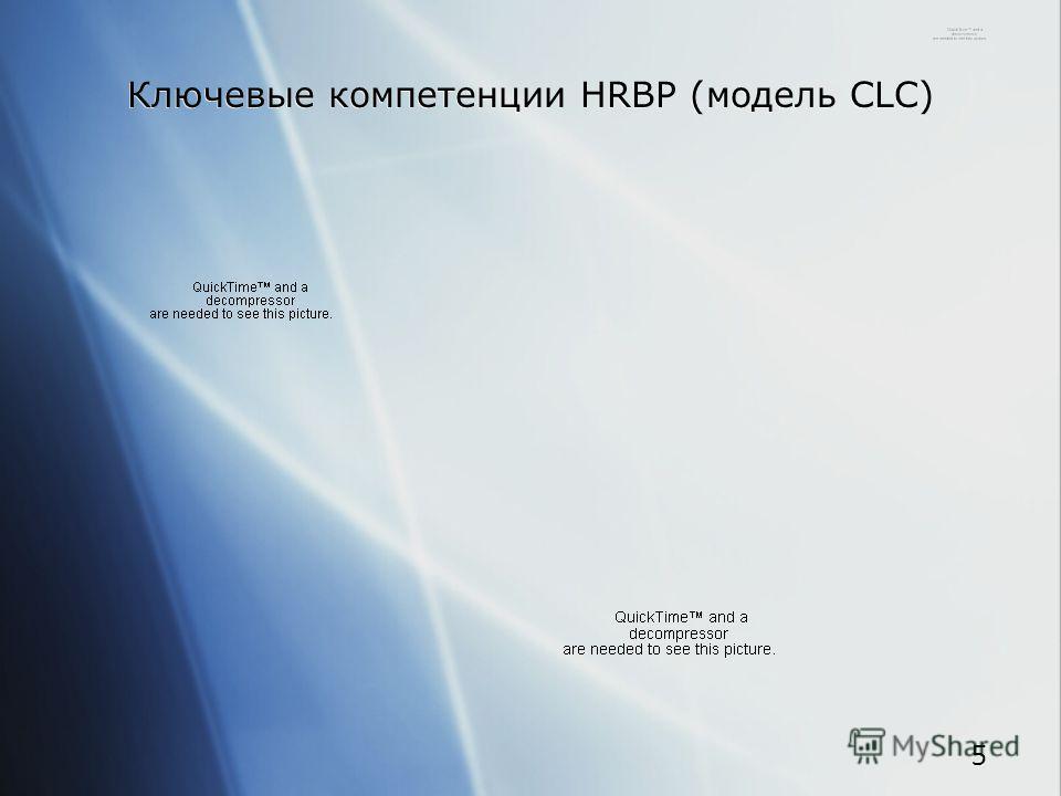 5 Ключевые компетенции HRBP (модель CLC)