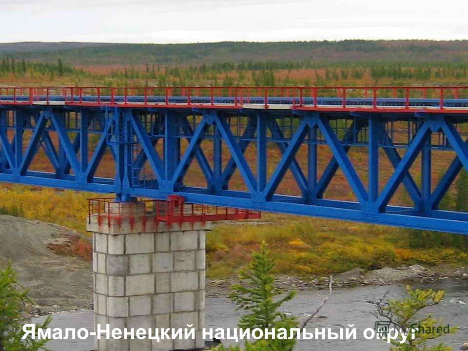 Ямало-Ненецкий национальный округ