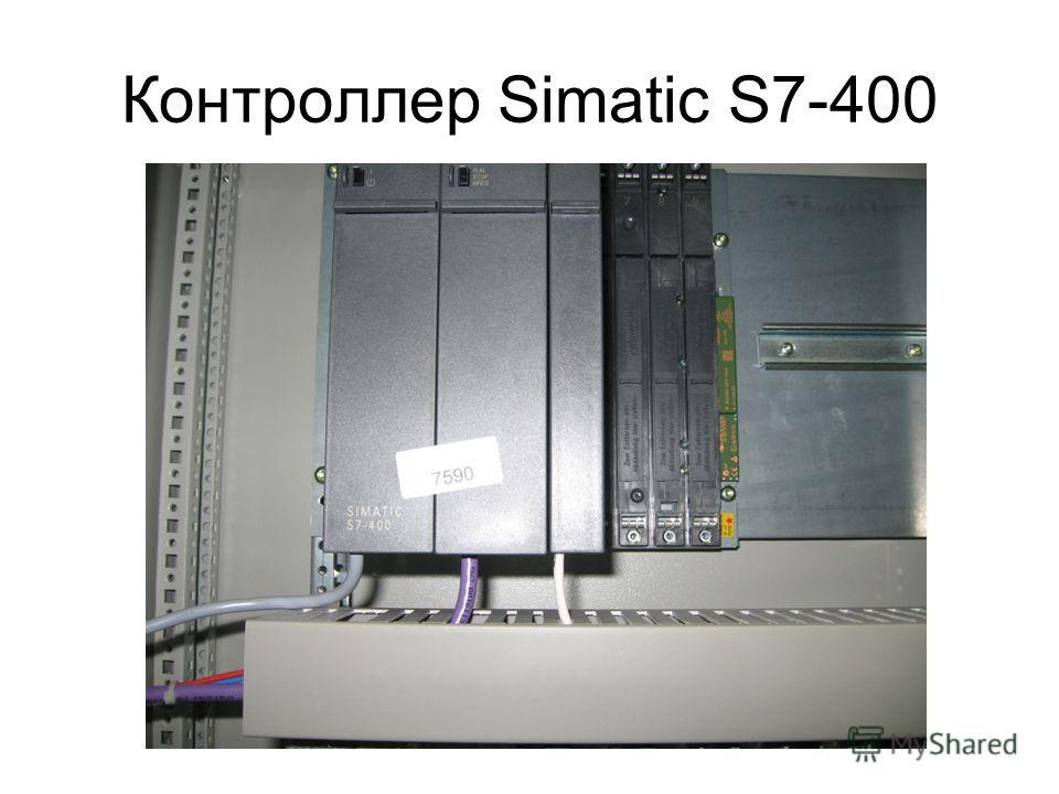 Контроллер Simatic S7-400