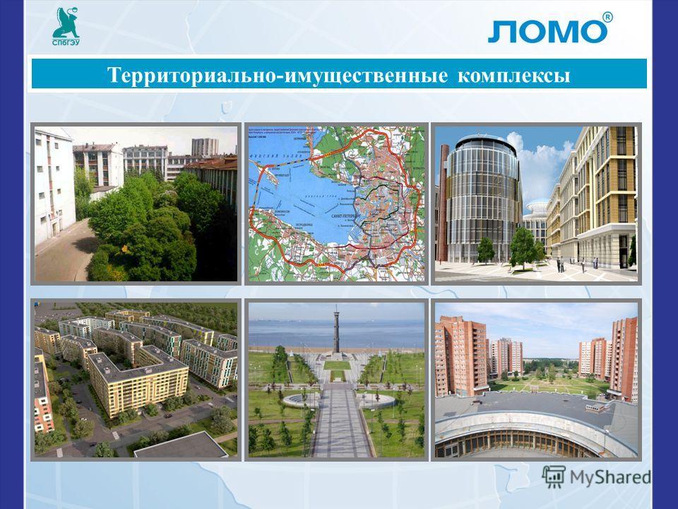 Территориально-имущественные комплексы