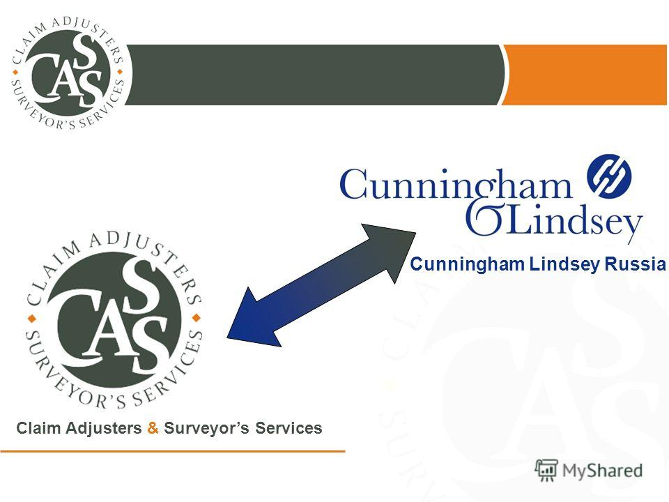 Cunningham Lindsey Russia Claim Adjusters & Surveyors Services