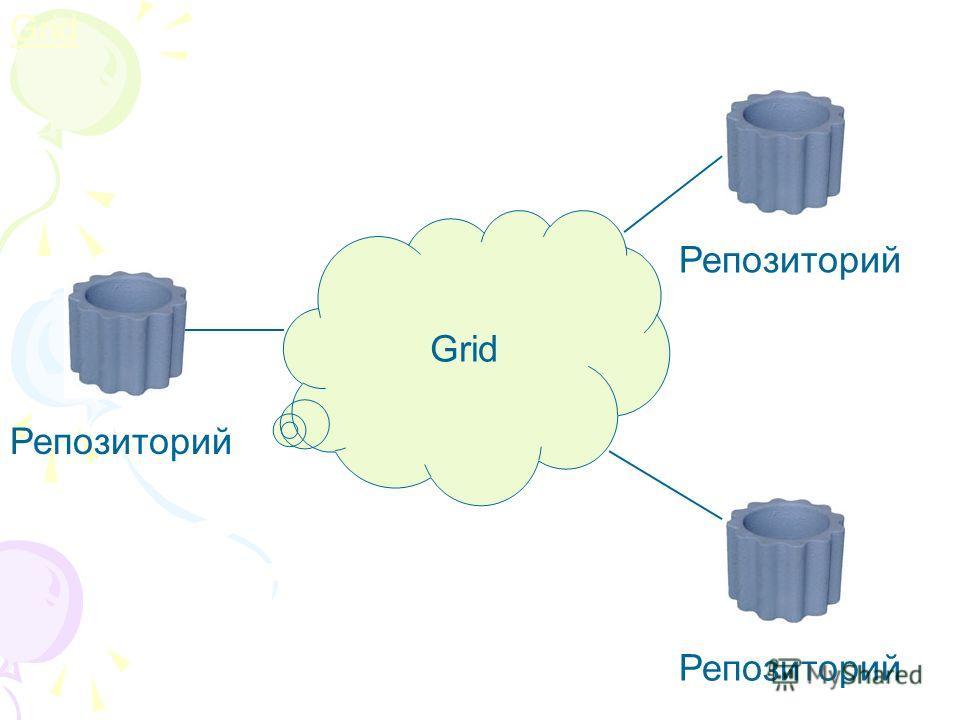 Grid Репозиторий Grid