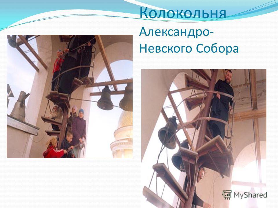 Колокольня Александро- Невского Собора