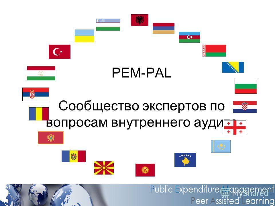 PEM-PAL Сообщество экспертов по вопросам внутреннего аудита