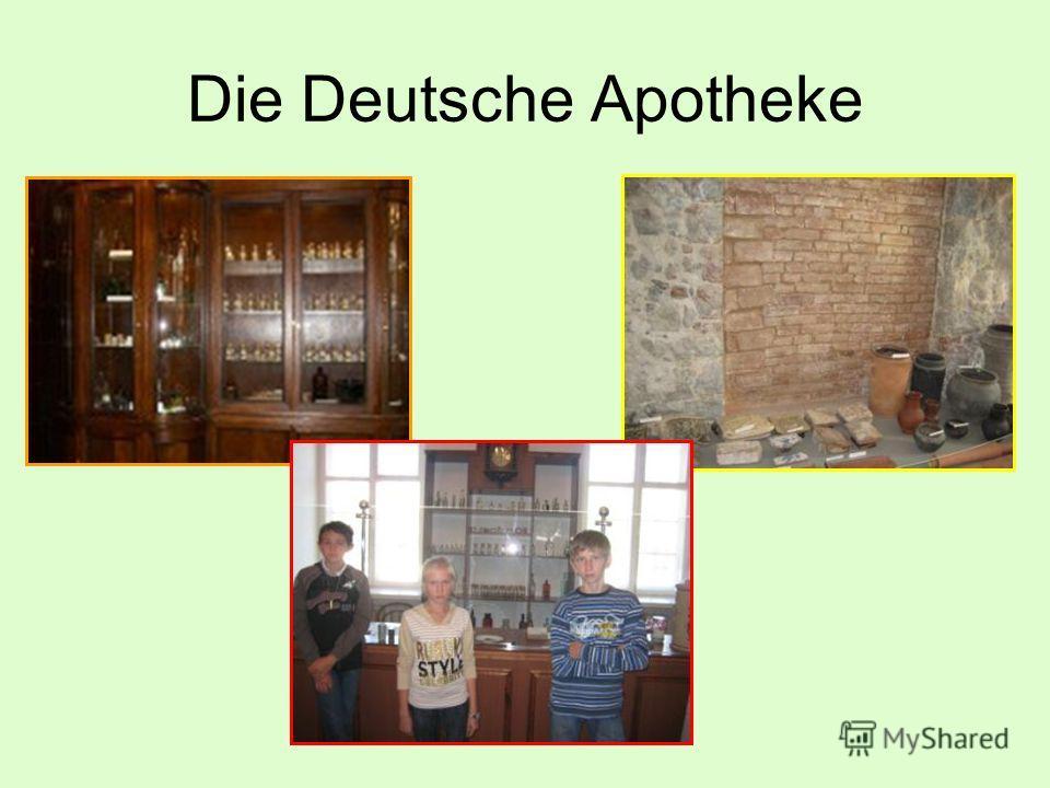 Die Deutsche Apotheke