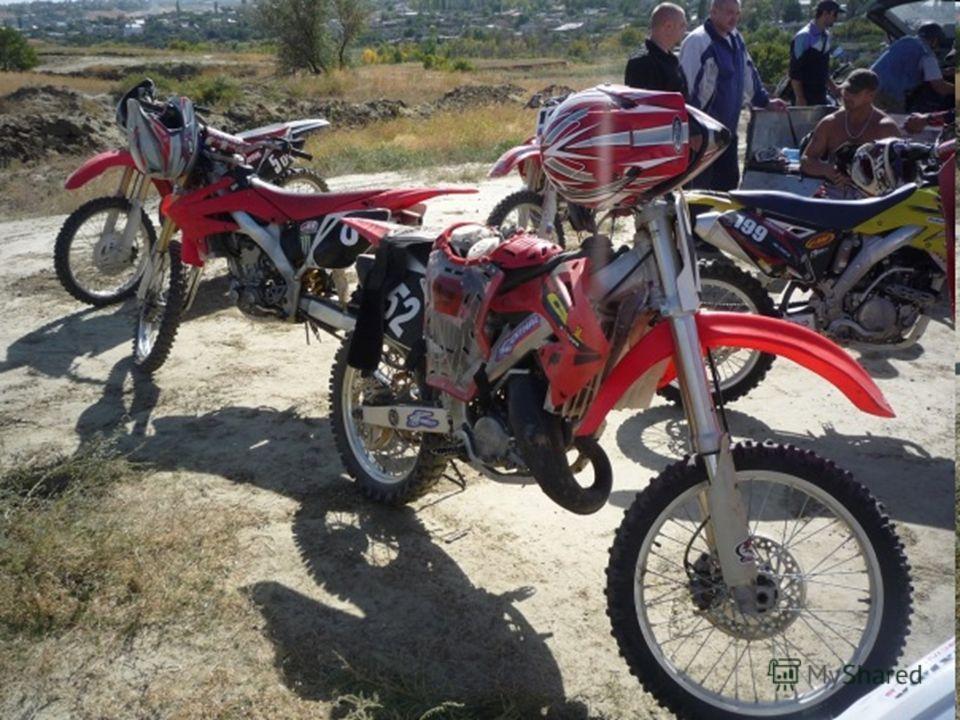 На этой трассе ежегодно проводится областной этап соревнований по мотокроссу.