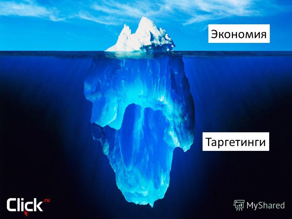 Экономия Таргетинги