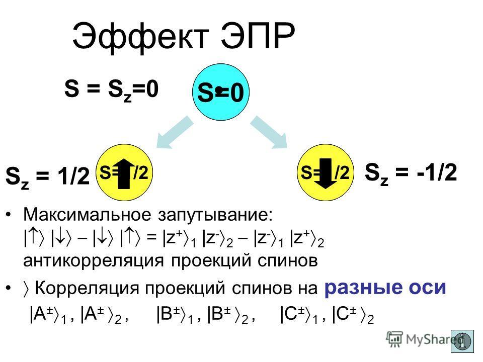 Нелокальность: Теорема Белла Эффект ЭПР (Эйнштейна-Подольского-Розена) Локальный реализм Неравенство Белла Эксперимент Аспека: НБ нарушается Квантовая реальность