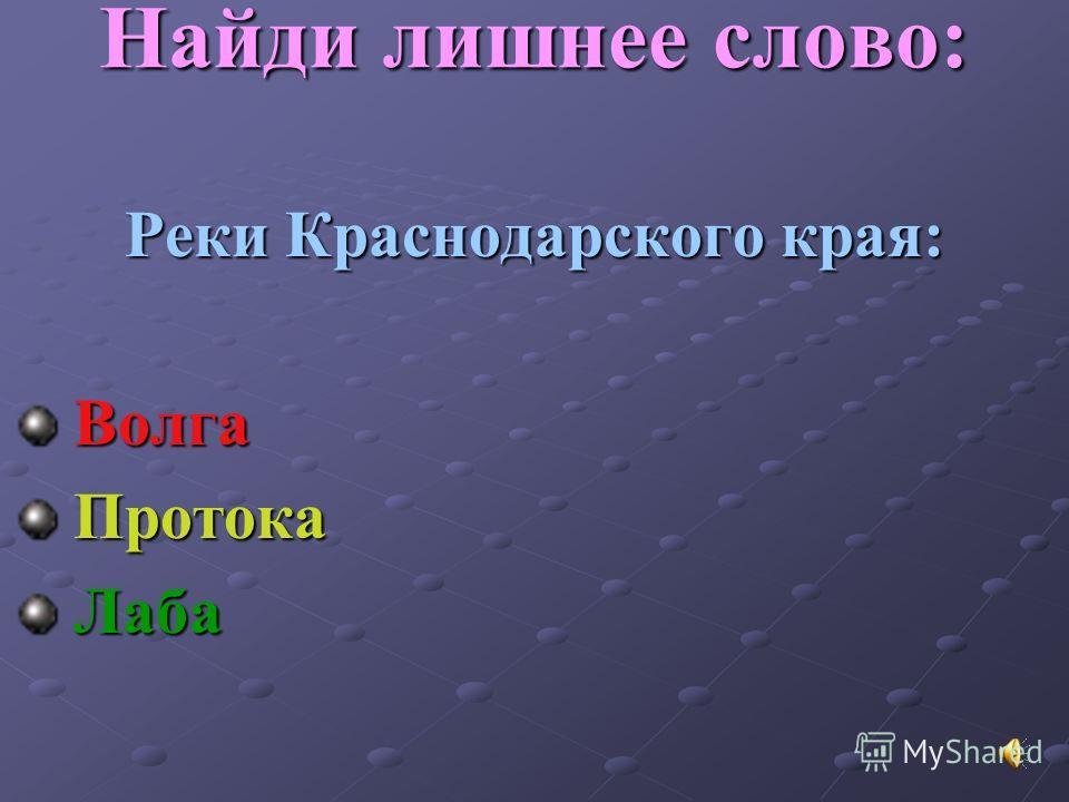 Найди лишнее слово: Города Краснодарского края: Анапа Новороссийск Москва