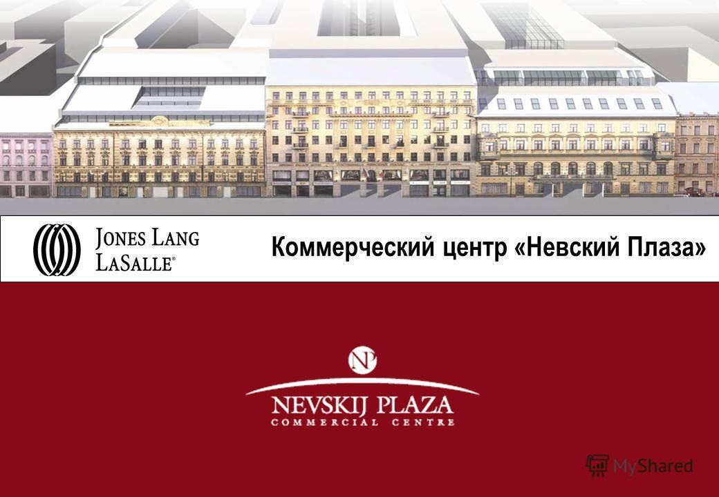 Коммерческий центр «Невский Плаза»