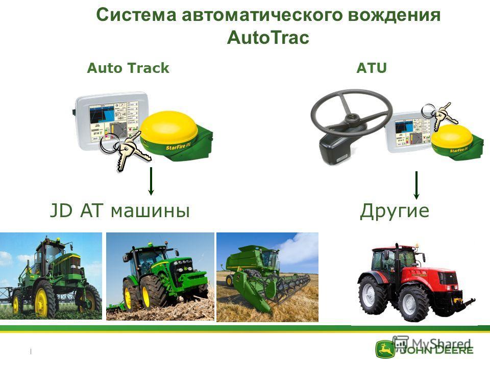 | ДругиеJD AT машины Система автоматического вождения AutoTrac Auto TrackATU