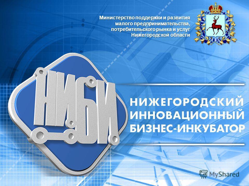 Министерство поддержки и развития малого предпринимательства, потребительского рынка и услуг Нижегородской области