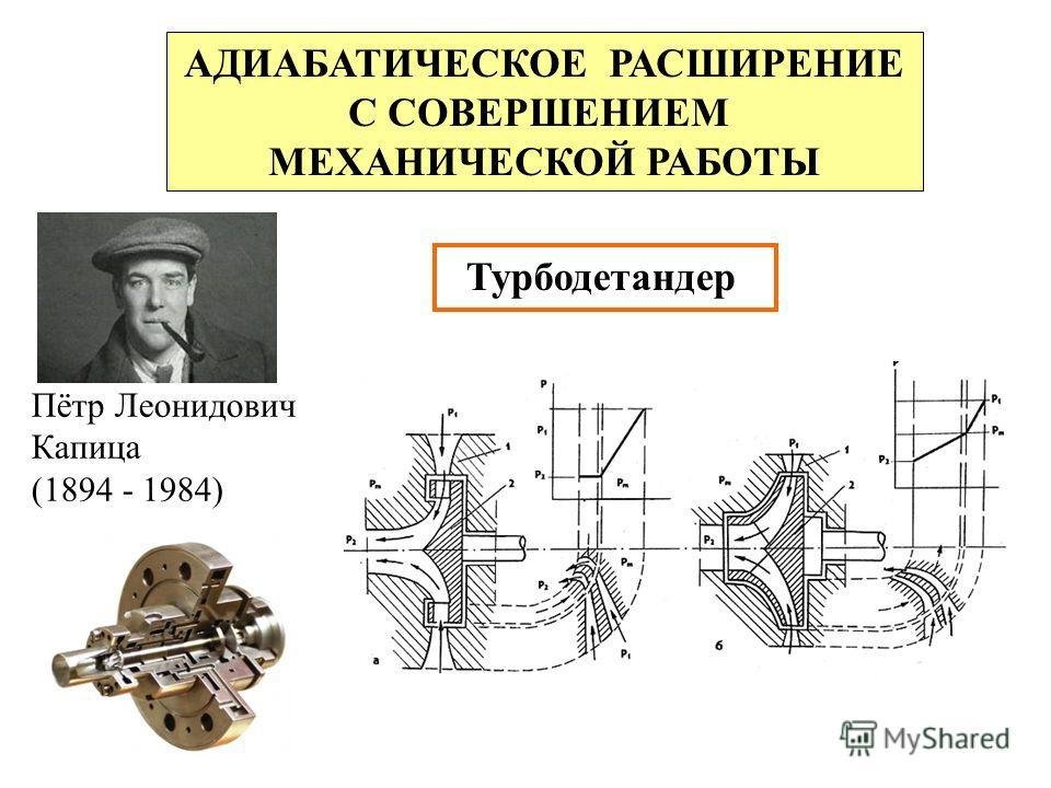 РАБОТЫ Турбодетандер Пётр