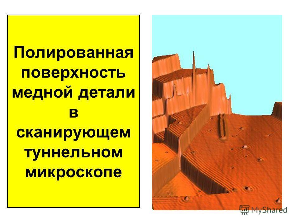 Атомы йода на поверхности платины в сканирующем туннельном микроскопе Отсутствует атом йода