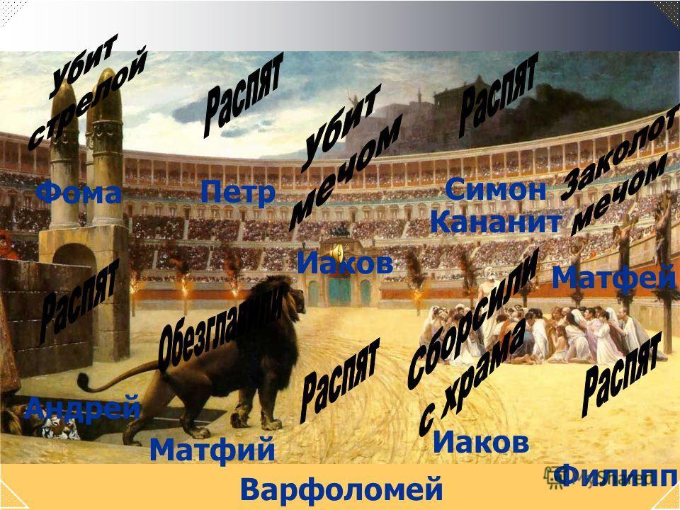 Мученические смерти апостолов Историчность воскресения Иисуса Свидетельства о его воскресении