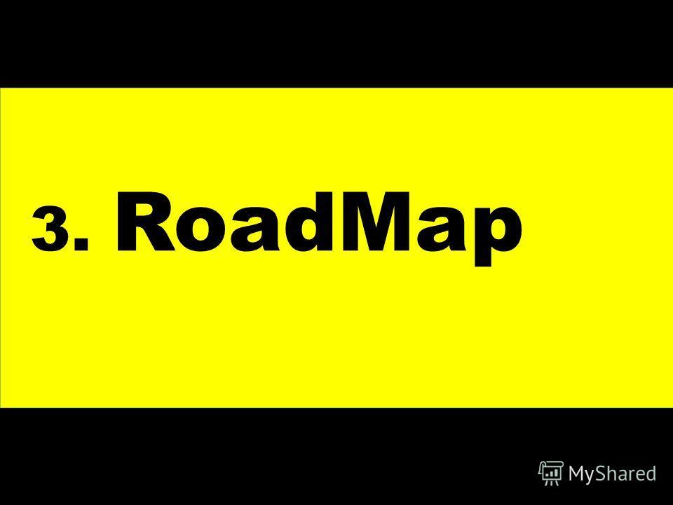 3. RoadMap
