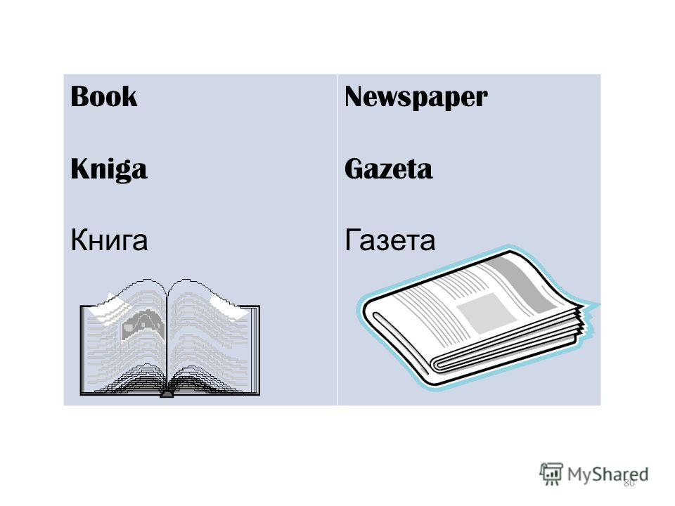 80 Book Kniga Книга Newspaper Gazeta Газета