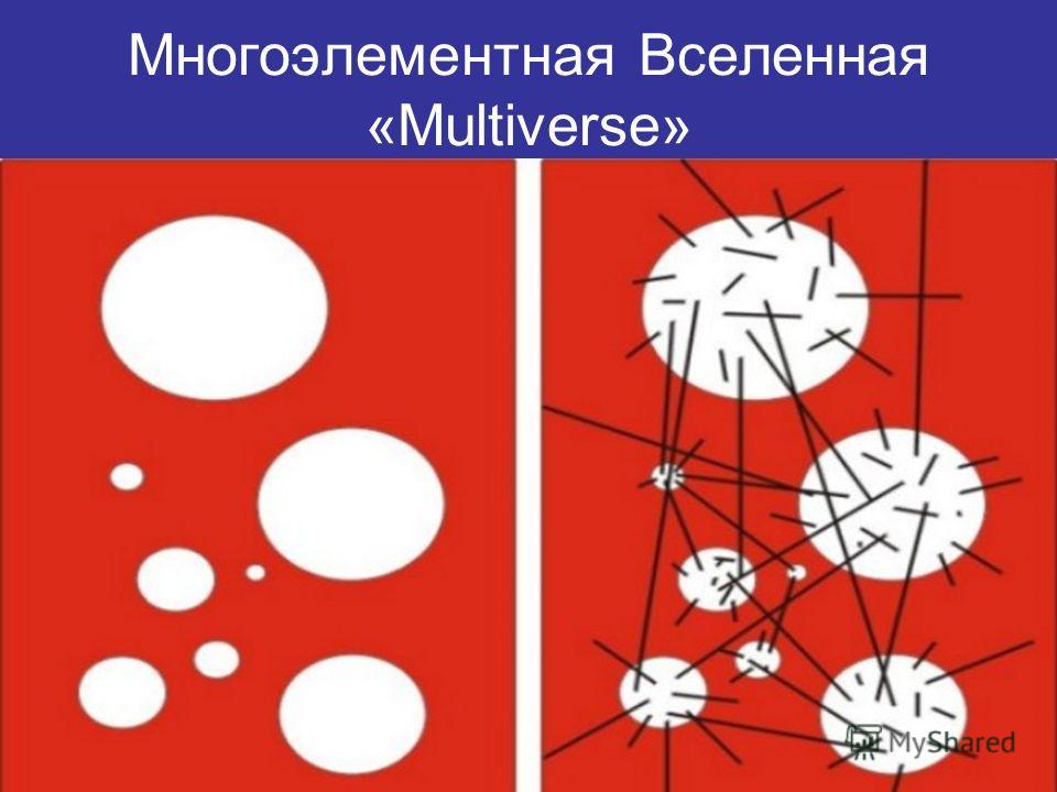 Многоэлементная Bселенная «Multiverse»