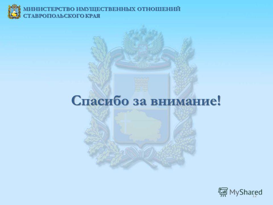 11 МИНИСТЕРСТВО ИМУЩЕСТВЕННЫХ ОТНОШЕНИЙ СТАВРОПОЛЬСКОГО КРАЯ План мероприятий по реализации Федерального закона 83-ФЗ на территории Ставропольского края предусматривает принятие шести нормативных правовых актов: 3. Порядок утверждения уставов бюджетн