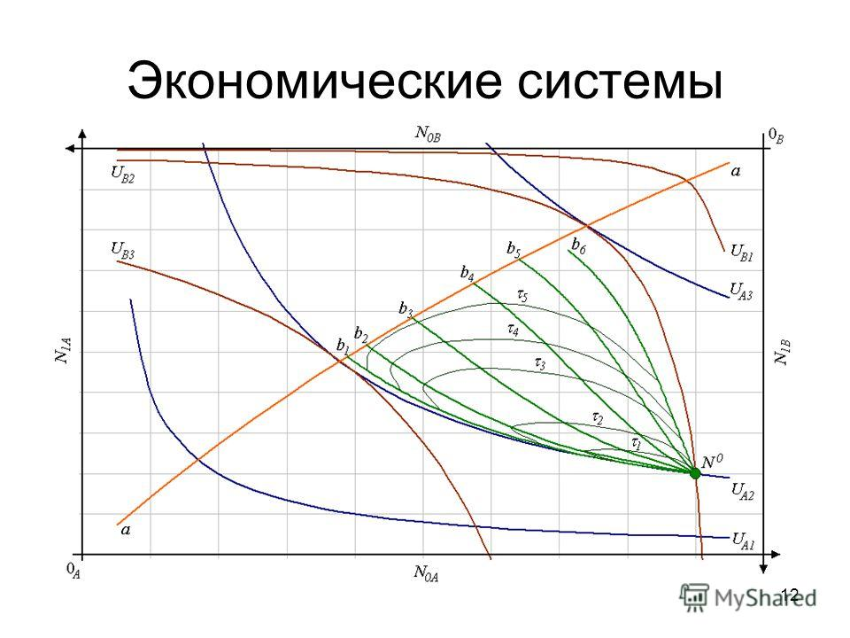 12 Экономические системы