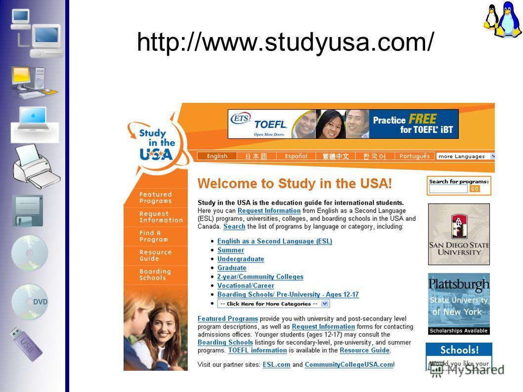 http://www.studyusa.com/