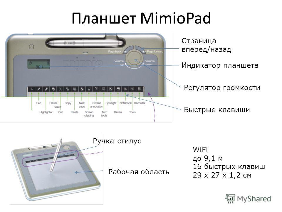 Документ-камера Mimio View