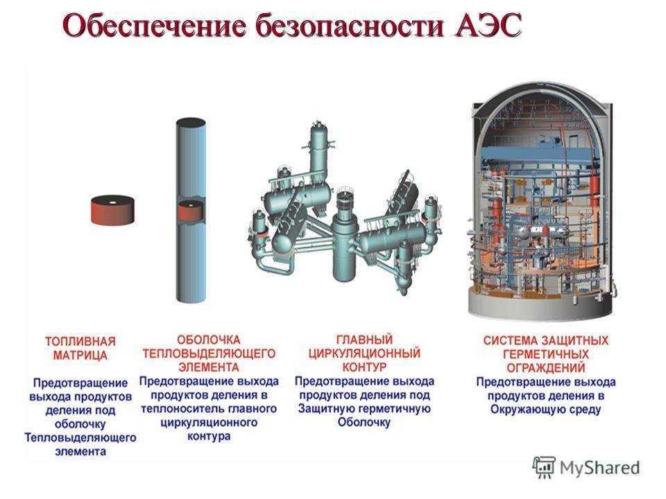 Обеспечение безопасности АЭС