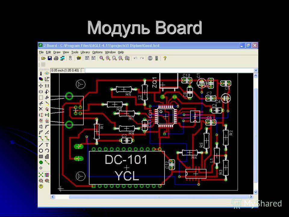 Модуль Board