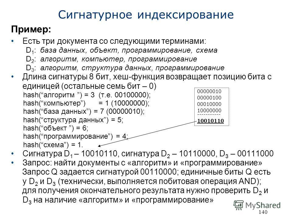 схема D 2 :алгоритм,