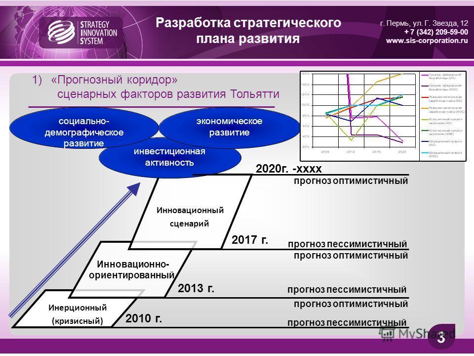 Сценарии в стратегическом планировании